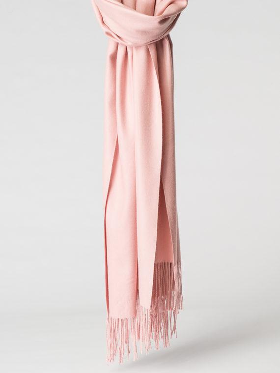Шарф 100% кашемир, цвет розовый, арт. 11007145  - цена 1330 руб.  - магазин TOTOGROUP