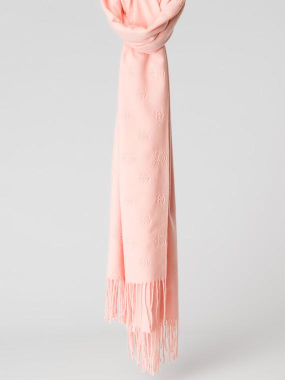 Шарф 100% кашемир, цвет розовый, арт. 11007148  - цена 1490 руб.  - магазин TOTOGROUP