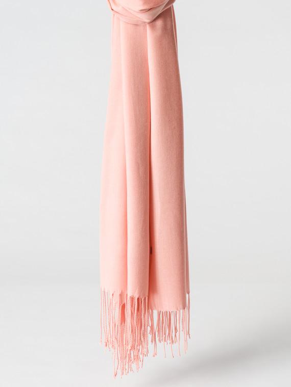 Шарф 30%хлопок,70%кашемир, цвет розовый, арт. 11007149  - цена 1070 руб.  - магазин TOTOGROUP