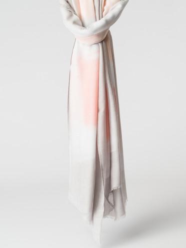 Шарф 100% вискоза, цвет розовый, арт. 11007153  - цена 1130 руб.  - магазин TOTOGROUP