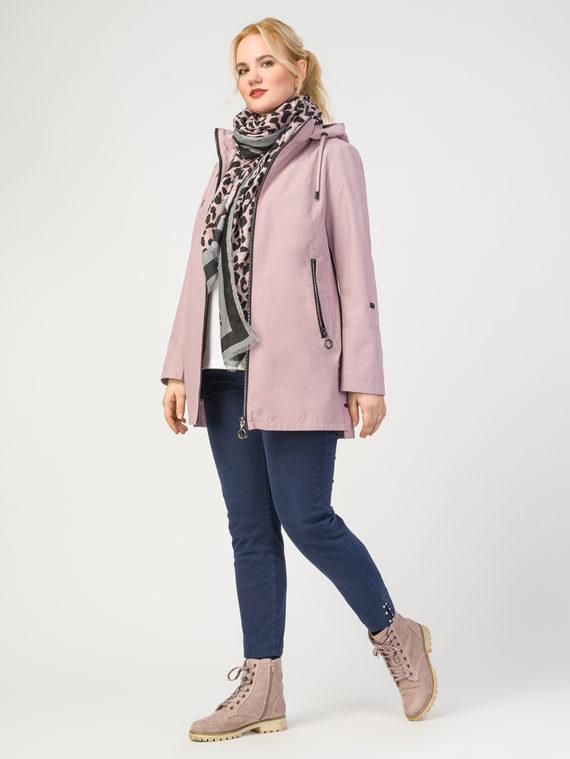 Ветровка текстиль, цвет розовый, арт. 11107757  - цена 3990 руб.  - магазин TOTOGROUP
