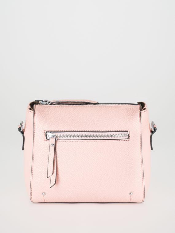 Сумка эко-кожа флоттер, цвет розовый, арт. 11107771  - цена 1660 руб.  - магазин TOTOGROUP