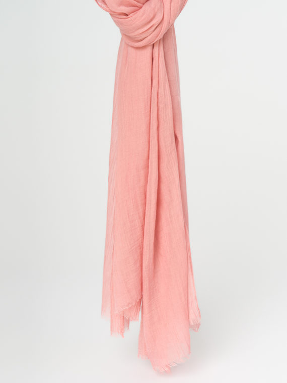 Шарф 100% бамбук, цвет розовый, арт. 11107795  - цена 990 руб.  - магазин TOTOGROUP