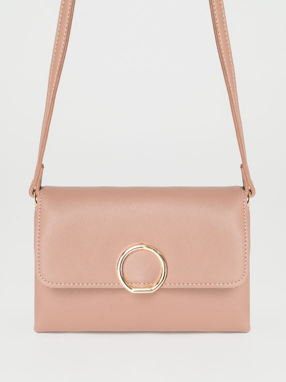 Сумка эко-кожа теленок, цвет розовый, арт. 11107850  - цена 1490 руб.  - магазин TOTOGROUP