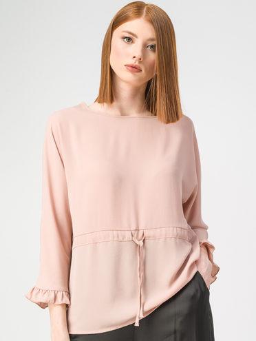 Блуза 100% полиэстер, цвет розовый, арт. 11108315  - цена 5290 руб.  - магазин TOTOGROUP