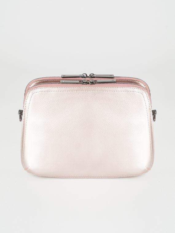 Сумка кожа теленок, цвет розовый, арт. 11108381  - цена 3190 руб.  - магазин TOTOGROUP