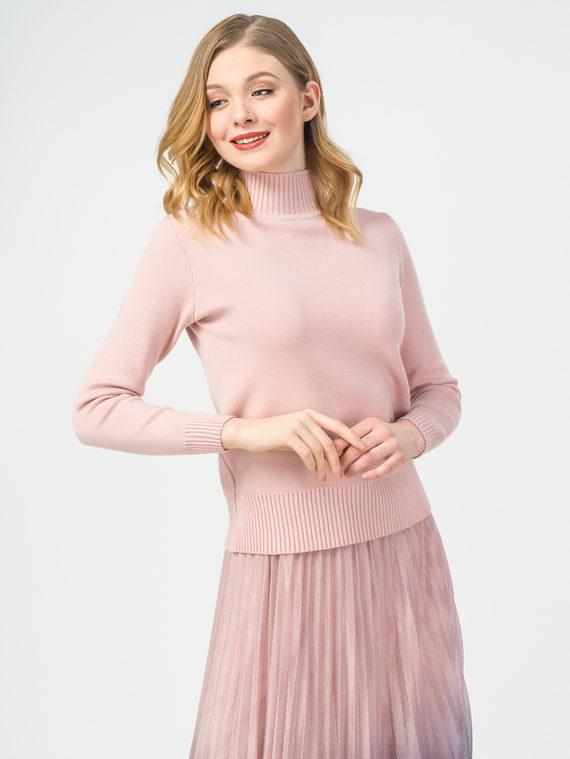 Джемпер 74% вискоза, 26% полиэстер, цвет розовый, арт. 11108451  - цена 1570 руб.  - магазин TOTOGROUP