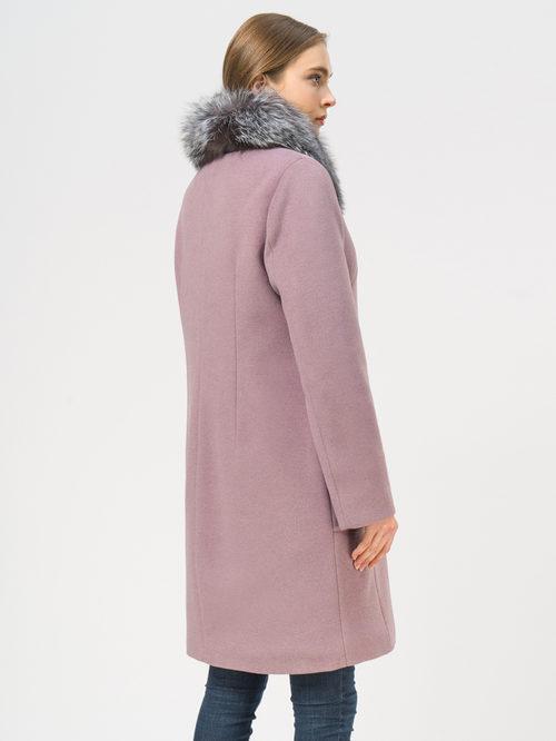 Текстильное пальто артикул 11109098/48 - фото 3