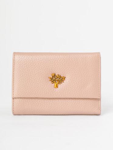 Кошелек кожа флоттер, цвет розовый, арт. 11109638  - цена 990 руб.  - магазин TOTOGROUP