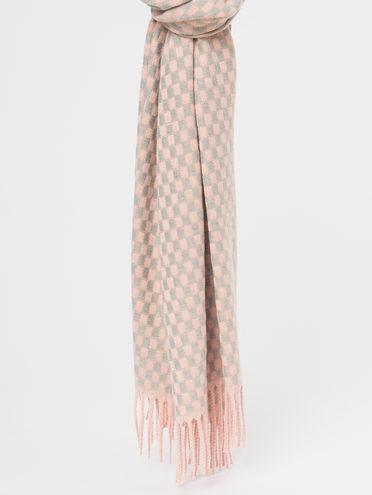 Шарф , цвет розовый, арт. 11109680  - цена 1070 руб.  - магазин TOTOGROUP