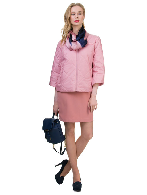 Ветровка текстиль, цвет розовый, арт. 11700075  - цена 3990 руб.  - магазин TOTOGROUP