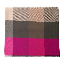 Шарф 40% шерсть,60%вискоза, цвет розовый, арт. 11700230  - цена 940 руб.  - магазин TOTOGROUP