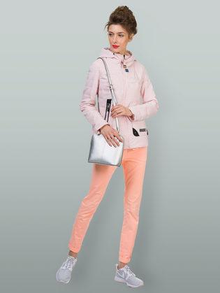 Ветровка текстиль, цвет розовый, арт. 11700257  - цена 5390 руб.  - магазин TOTOGROUP
