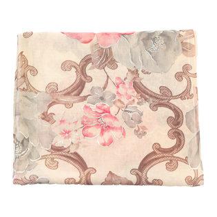 Шарф 40%хлопок,60%п/э, цвет розовый, арт. 11700322  - цена 1090 руб.  - магазин TOTOGROUP