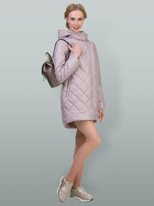 Ветровка текстиль, цвет розовый, арт. 11700342  - цена 5590 руб.  - магазин TOTOGROUP