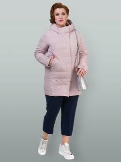 Ветровка текстиль, цвет розовый, арт. 11700371  - цена 5490 руб.  - магазин TOTOGROUP