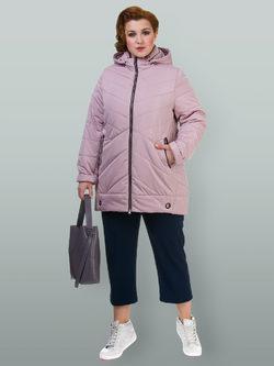 Ветровка текстиль, цвет розовый, арт. 11700377  - цена 3590 руб.  - магазин TOTOGROUP