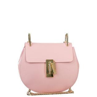 Сумка кожа теленок, цвет розовый, арт. 11700533  - цена 3990 руб.  - магазин TOTOGROUP
