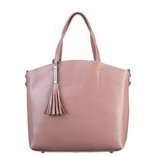 Сумка кожа теленок, цвет розовый, арт. 11700536  - цена 5990 руб.  - магазин TOTOGROUP