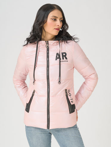 Ветровка 100% полиэстер, цвет розовый, арт. 11711371  - цена 3990 руб.  - магазин TOTOGROUP