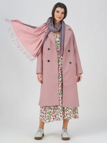 Текстильное пальто , цвет розовый, арт. 11711451  - цена 7990 руб.  - магазин TOTOGROUP