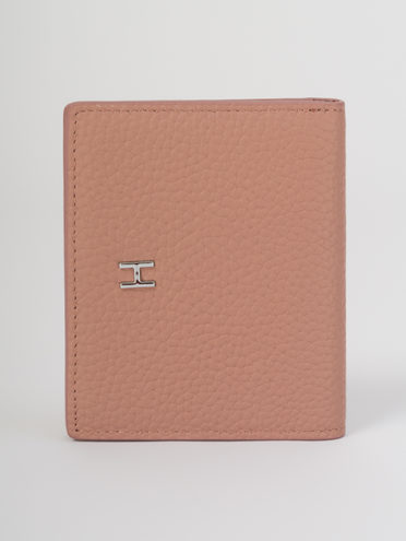 Кошелек женский кожа теленок, цвет розовый, арт. 11711701  - цена 1410 руб.  - магазин TOTOGROUP