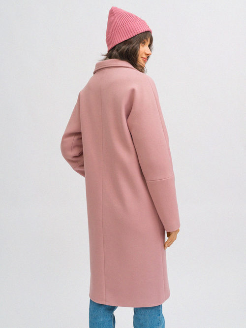Текстильное пальто артикул 11719894/40 - фото 5
