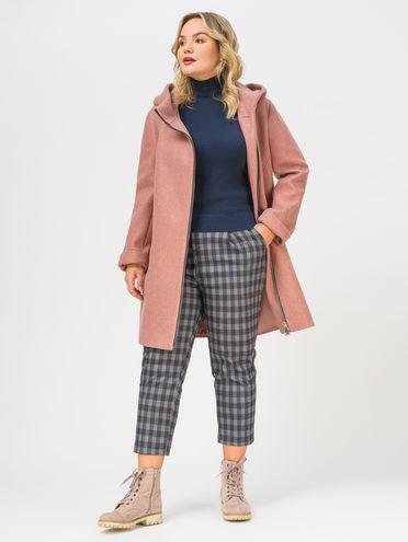 Текстильное пальто , цвет розовый, арт. 11809290  - цена 8490 руб.  - магазин TOTOGROUP