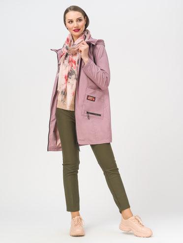 Ветровка 100% полиэстер, цвет розовый, арт. 11809315  - цена 3990 руб.  - магазин TOTOGROUP