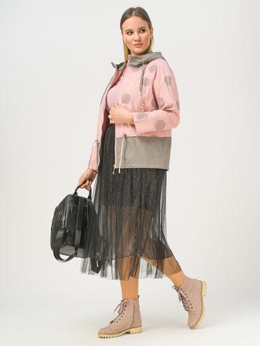 Ветровка 70% п\э, 30% хлопок, цвет розовый, арт. 11809860  - цена 3990 руб.  - магазин TOTOGROUP