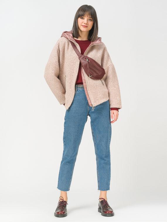 Текстильная куртка 100% полиэстер, цвет розовый, арт. 11809886  - цена 7490 руб.  - магазин TOTOGROUP