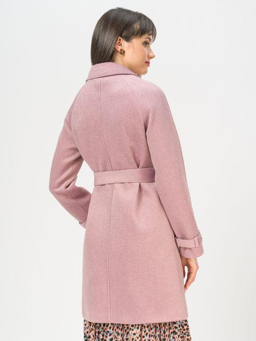 Текстильное пальто артикул 11809967/46 - фото 3