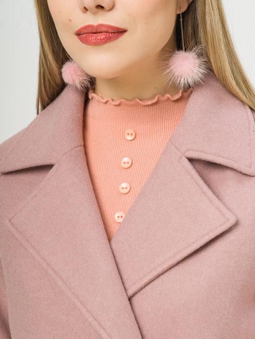 Текстильное пальто артикул 11810110/46 - фото 4