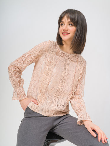 Блуза , цвет розовый, арт. 11810232  - цена 1570 руб.  - магазин TOTOGROUP