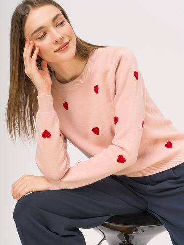 Джемпер , цвет розовый, арт. 11810240  - цена 1490 руб.  - магазин TOTOGROUP