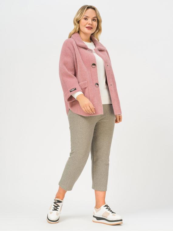 Текстильная куртка 100% полиэстер, цвет розовый, арт. 11810259  - цена 5590 руб.  - магазин TOTOGROUP