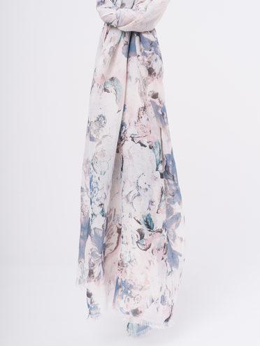 Шарф 50% хлопок,50% вискоза, цвет розовый, арт. 11810298  - цена 990 руб.  - магазин TOTOGROUP