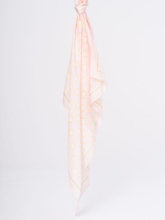 Шарф 100% вискоза, цвет розовый, арт. 11810305  - цена 590 руб.  - магазин TOTOGROUP
