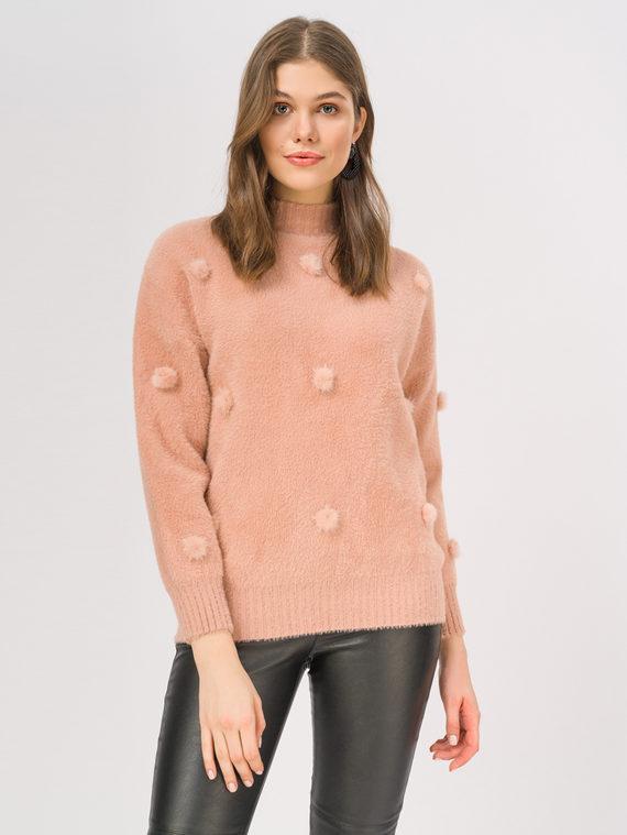 Джемпер 100% нейлон, цвет розовый, арт. 11810359  - цена 2060 руб.  - магазин TOTOGROUP