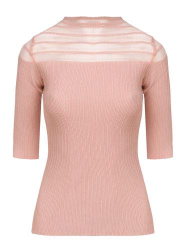 Джемпер 65% вискоза,35% нейлон, цвет розовый, арт. 11810551  - цена 740 руб.  - магазин TOTOGROUP