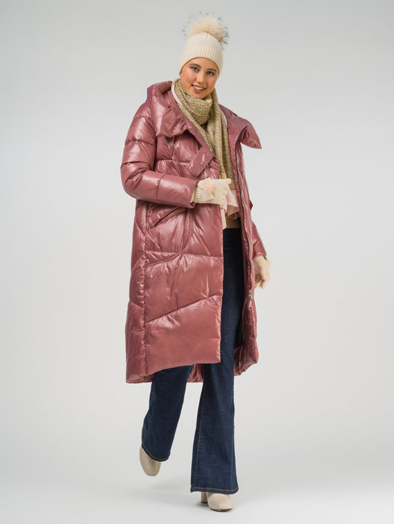 Пуховик , цвет розовый, арт. 11810598  - цена 9490 руб.  - магазин TOTOGROUP