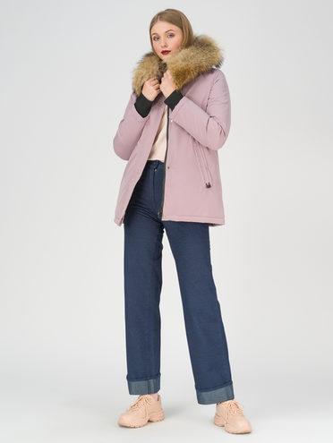 Парка 100% полиэстер, цвет розовый, арт. 11810629  - цена 11990 руб.  - магазин TOTOGROUP