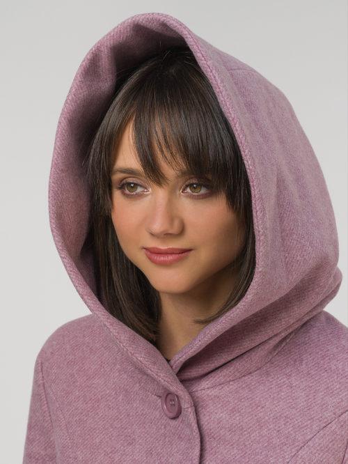 Текстильное пальто артикул 11810658/42 - фото 3