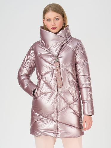 Пуховик 100% полиэстер, цвет розовый, арт. 11810697  - цена 4740 руб.  - магазин TOTOGROUP