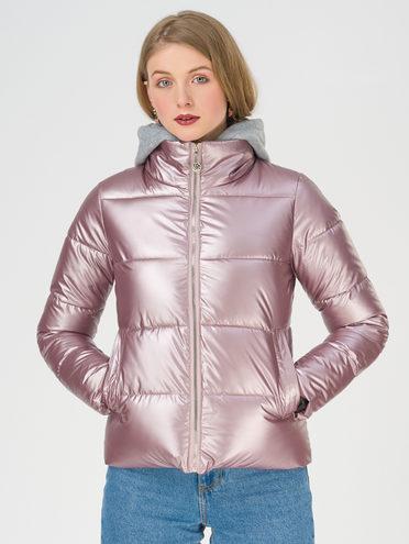 Пуховик 100% полиэстер, цвет розовый, арт. 11810702  - цена 4990 руб.  - магазин TOTOGROUP