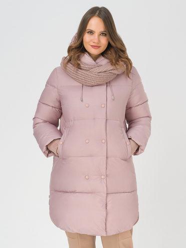 Пуховик 100% полиэстер, цвет розовый, арт. 11810714  - цена 12690 руб.  - магазин TOTOGROUP