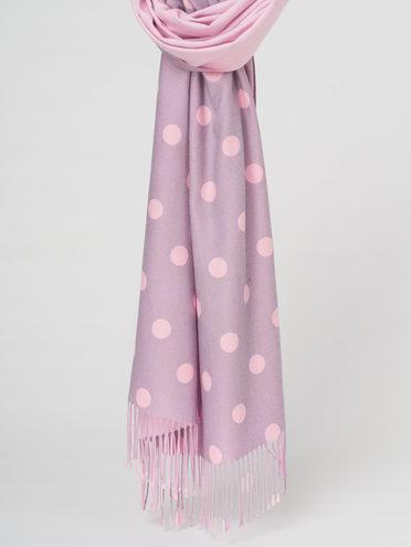 ШАРФ 70% кашемир 30% полиэстер, цвет розовый, арт. 11811010  - цена 1750 руб.  - магазин TOTOGROUP