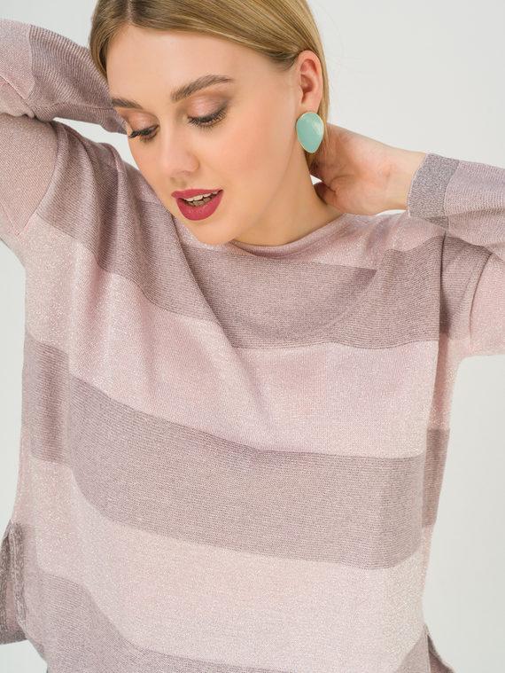 Джемпер 50% вискоза, 50% акрил, цвет розовый, арт. 11811189  - цена 1490 руб.  - магазин TOTOGROUP