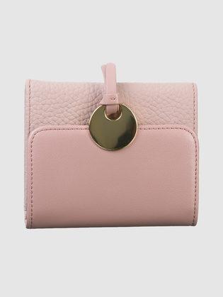 Кошелек кожа флоттер, цвет розовый, арт. 11903313  - цена 1950 руб.  - магазин TOTOGROUP