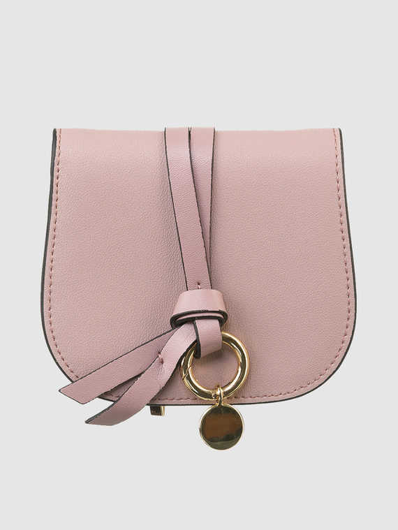 Кошелек кожа флоттер, цвет розовый, арт. 11903317  - цена 1490 руб.  - магазин TOTOGROUP